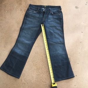 7 For All Mankind Jeans - Size 29, 7 For All Mankind A pocket jean